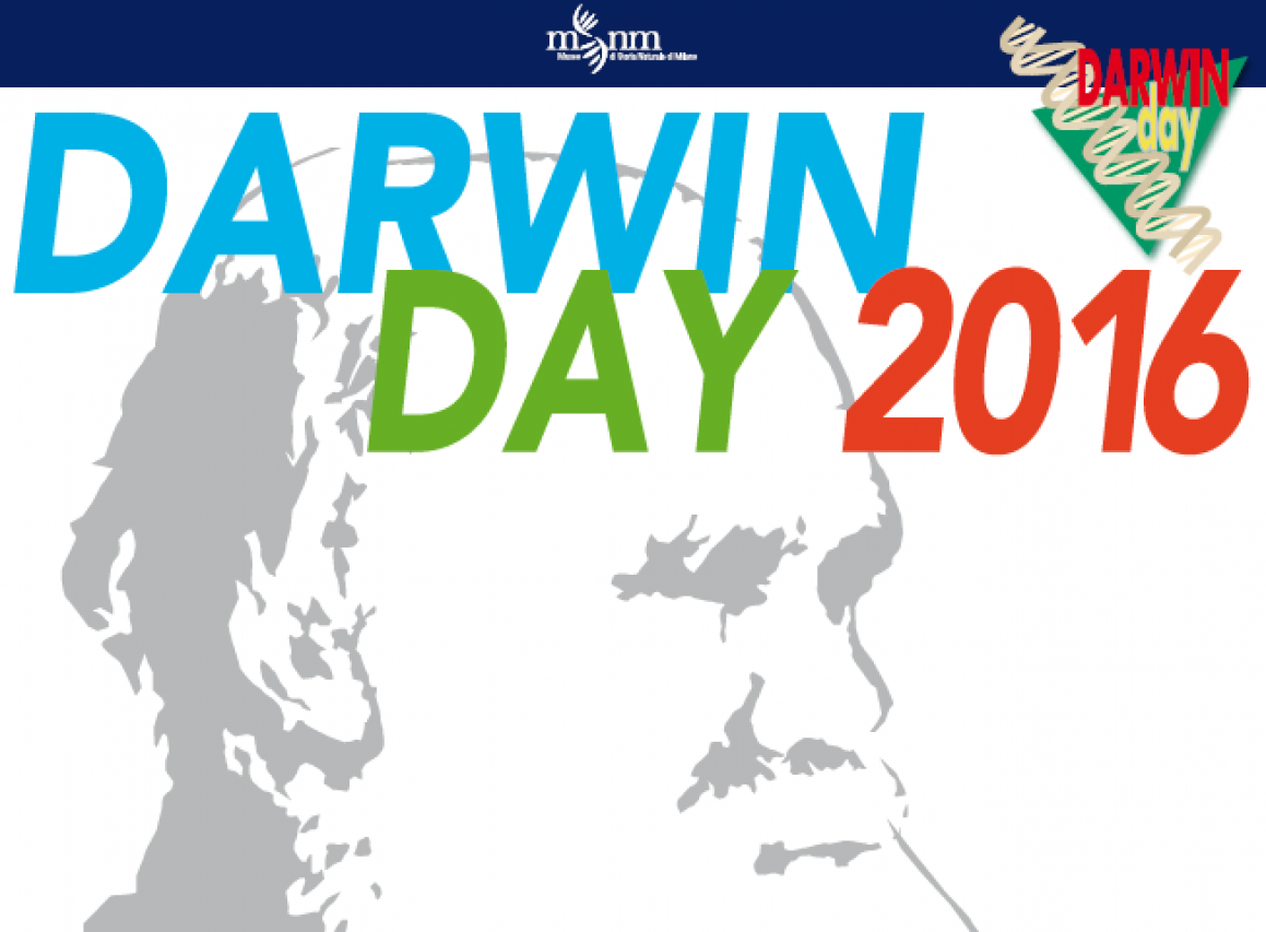 Darwin Day 2016 - Così fan tutti