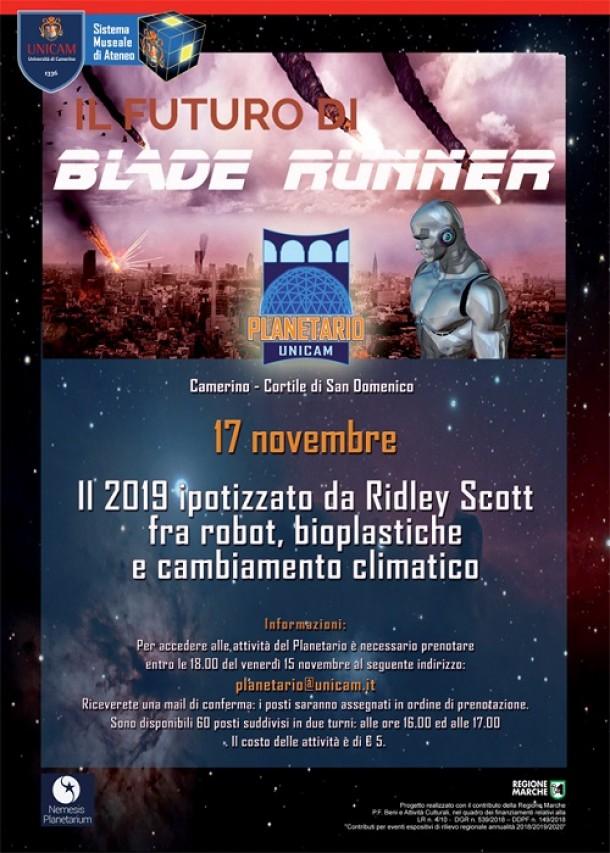 Il futuro di Blade Runner