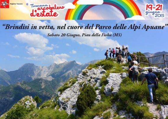 Toscana Arcobaleno d'estate
