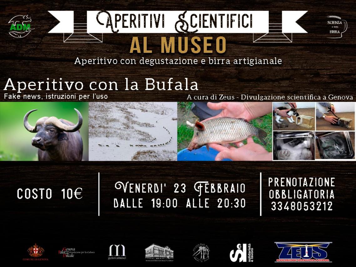 Aperitivi al Museo - Aperitivo con la bufala