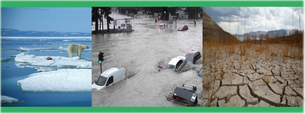 I cambiamenti climatici: presente, passato e futuro