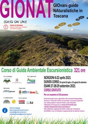 GIONAT  GIOvani guide NAturalistiche in Toscana