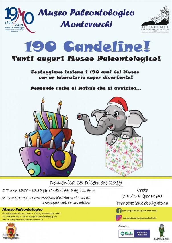 190 Candeline!