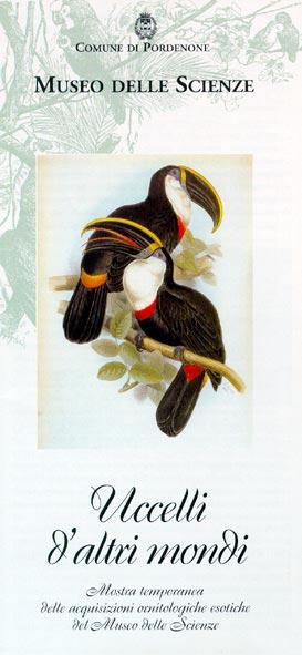 Uccelli d'altri mondi