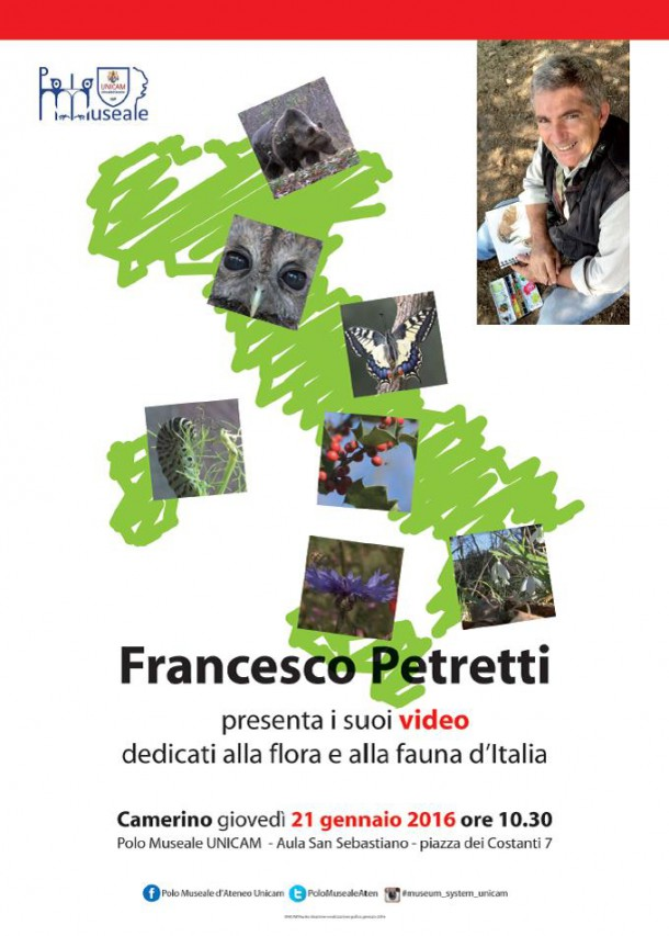 I Video di Francesco PETRETTI a Camerino