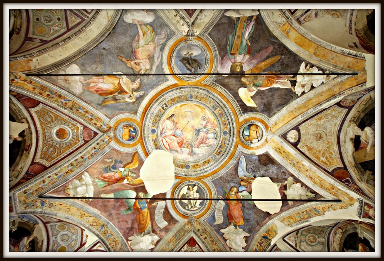 Apertura ex monastero di San Tommaso