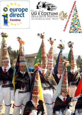 Vi aspettiamo a Trento per votare il progetto Carnival King of Europe