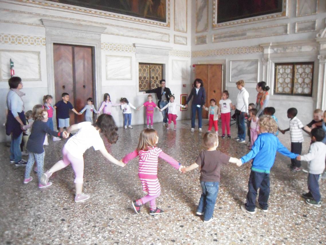 MUSEI IN GIOCO - Summer camp per ragazzi dai 7 agli 11 anni