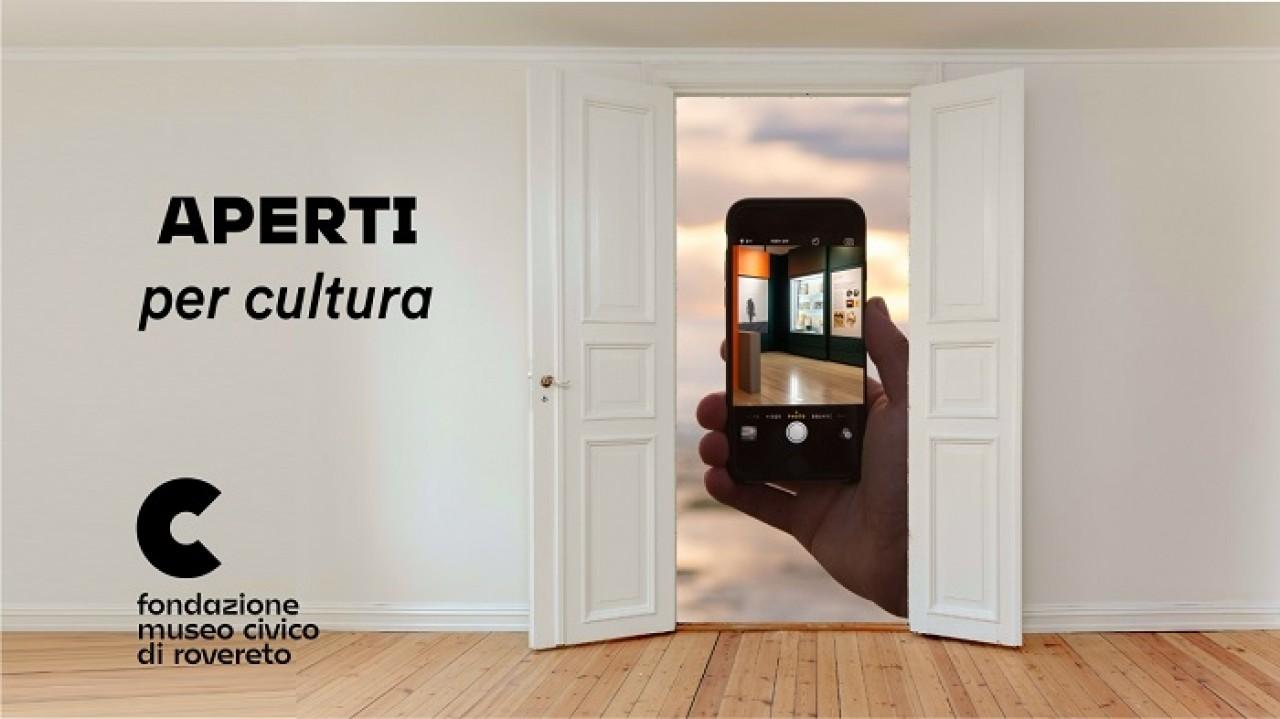 Siamo #apertipercultura