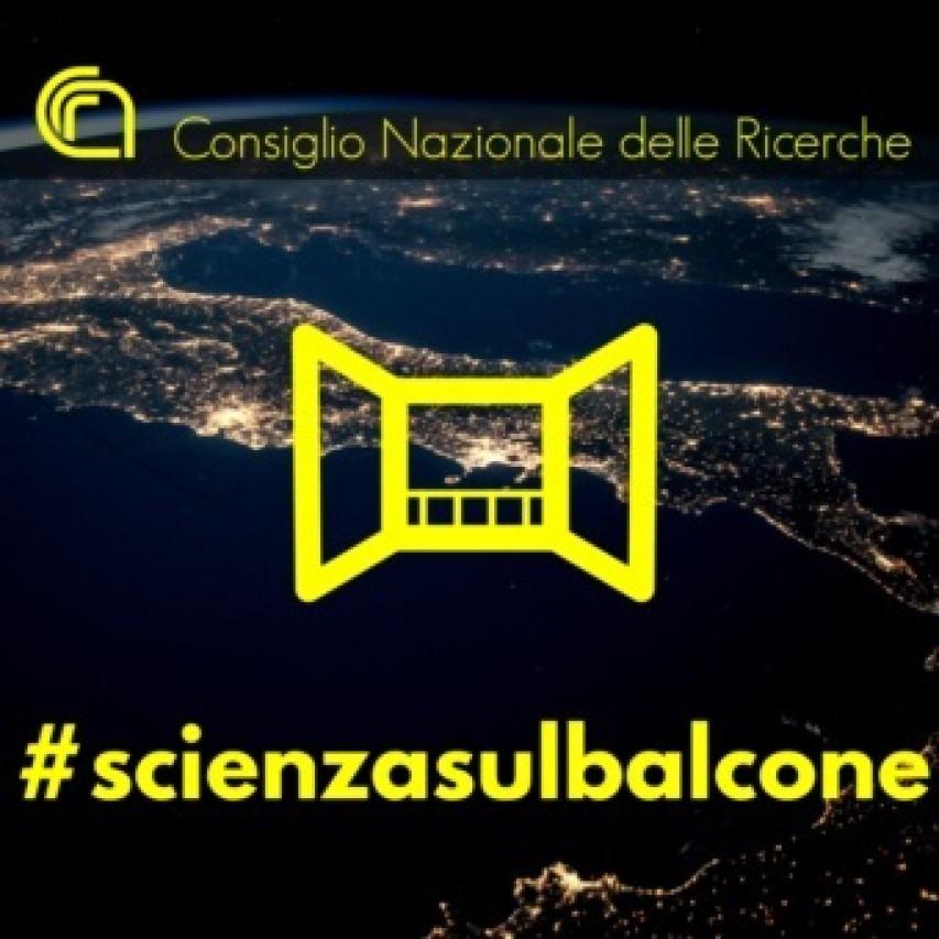 #scienzasulbalcone
