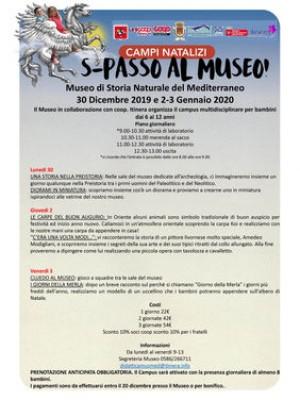 S-passo al Museo: Campus di Natale