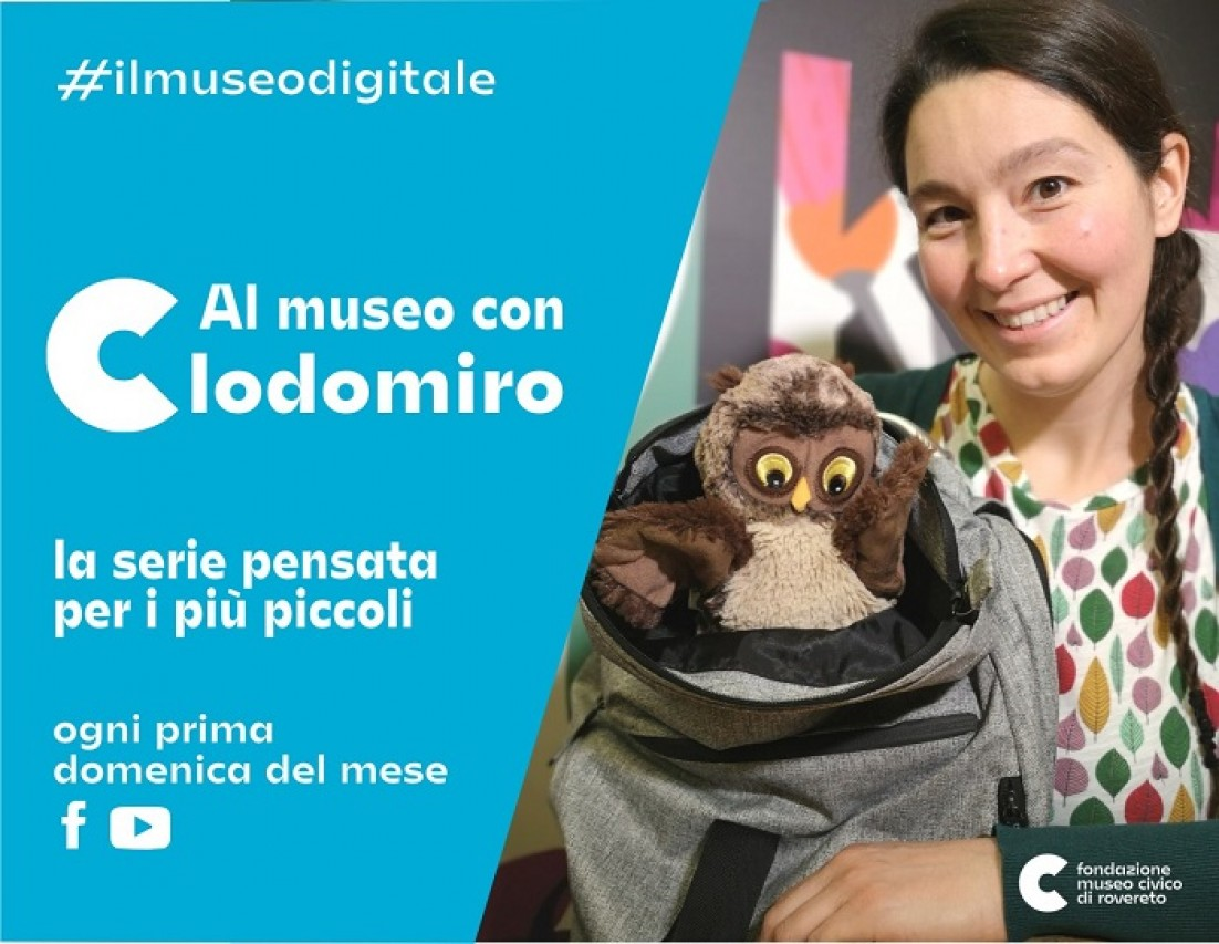 AL MUSEO CON CLODOMIRO