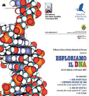 Esploriamo il DNA 2007