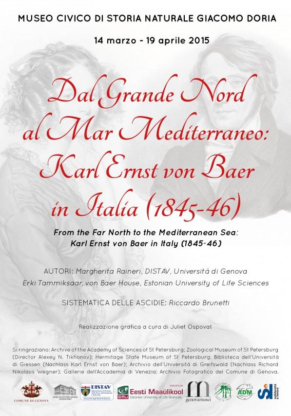 DAL GRANDE NORD AL MAR MEDITERRANEO: KARL ERNST VON BAER IN ITALIA (1845-46)