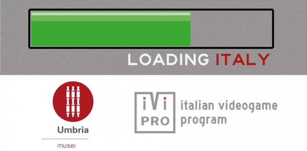 MUSEI & VIDEOGIOCHI - Concorso Loading Umbria. Proponi la tua location per un videogame.