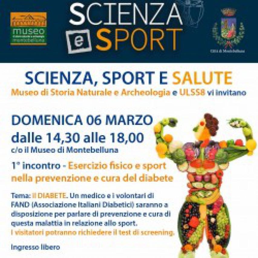 Scienza, sport e salute