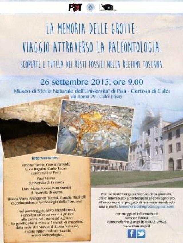 La memoria delle grotte: viaggio attraverso la paleontologia – scoperte e tutela dei resti fossili nella regione Toscana