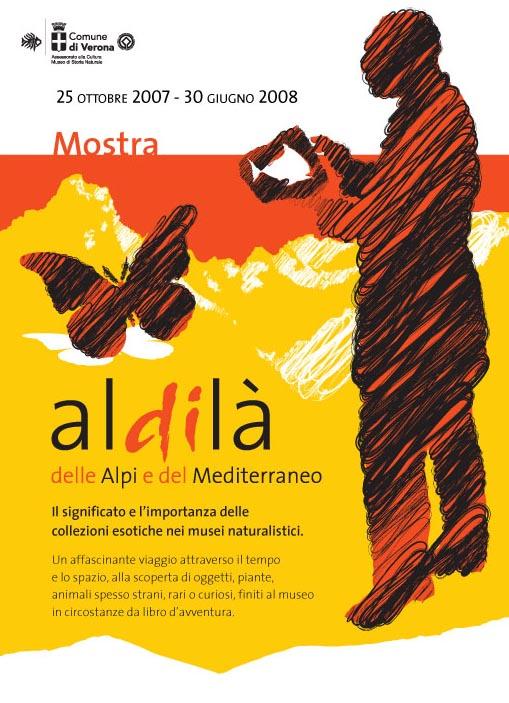 Aldila' delle Alpi e del Mediterraneo: il significato e l'importanza delle collezioni esotiche nei musei naturalistici