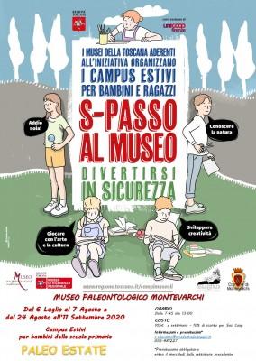 Campi Estivi S-Passo al Museo - Paleo Estate 2020