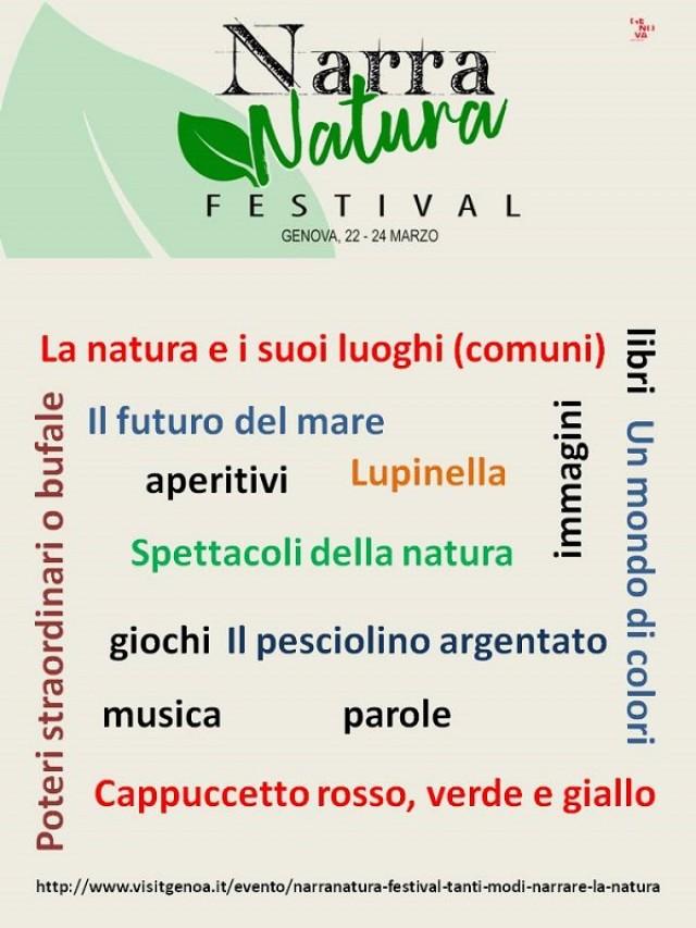 NarraNatura Festival Tanti modi per raccontare la Natura
