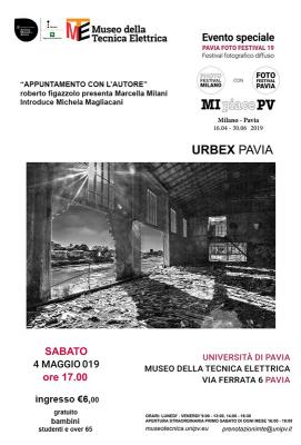 Marcella Milani, a colloquio con Roberto Figazzolo, nell'ambito di Pavia Foto Festival