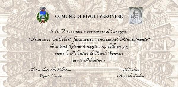 Convegno Francesco Calzolari