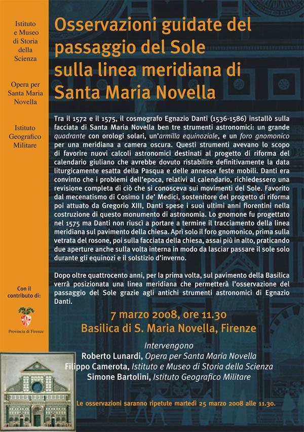 Il Sole in Santa Maria Novella