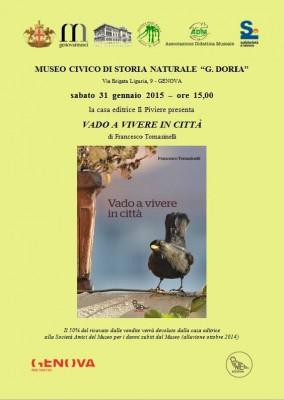 VADO A VIVERE IN CITTA' di Francesco Tomasinelli