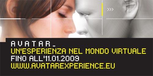 AVATAR_ un'esperienza nel mondo virtuale