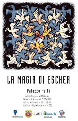 La magia di Escher