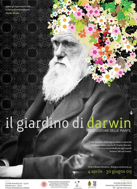 Il Giardino di Darwin - l'Evoluzione delle Piante