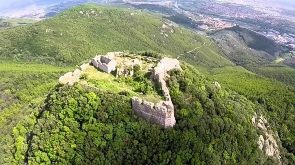 Sostegno al Monte Pisano per
