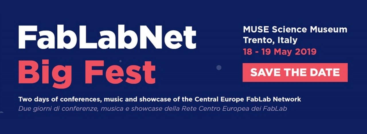 FabLabNet Big Fest - SAVE THE DATE