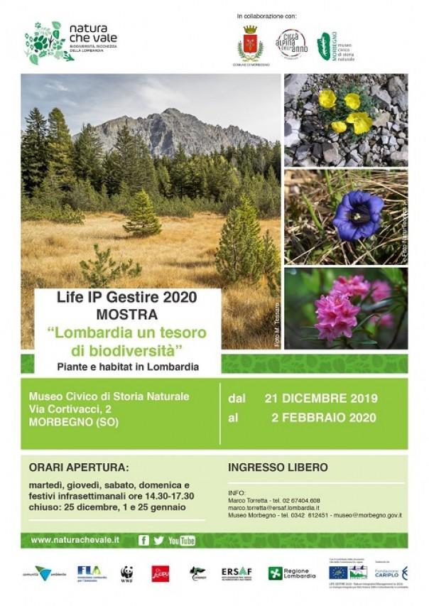 Lombardia un tesoro di biodiversità