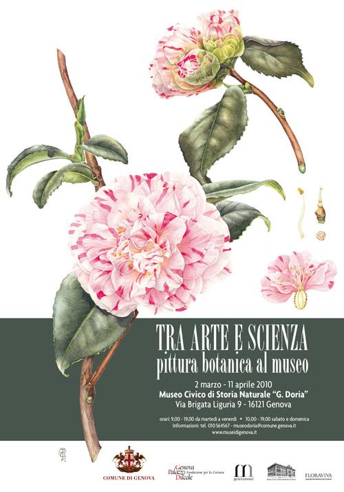 Tra Arte e Scienza. Pittura botanica al museo