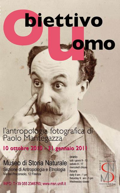 Obiettivo uomo L'antropologia fotografica di Paolo Mantegazza