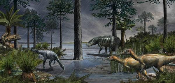 Le Dolomiti svelano i segreti dell'origine dei dinosauri. Pubblicato uno studio su Nature Communications.