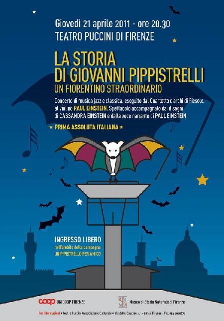 La storia di Giovanni Pippistrelli, un fiorentino straordinario