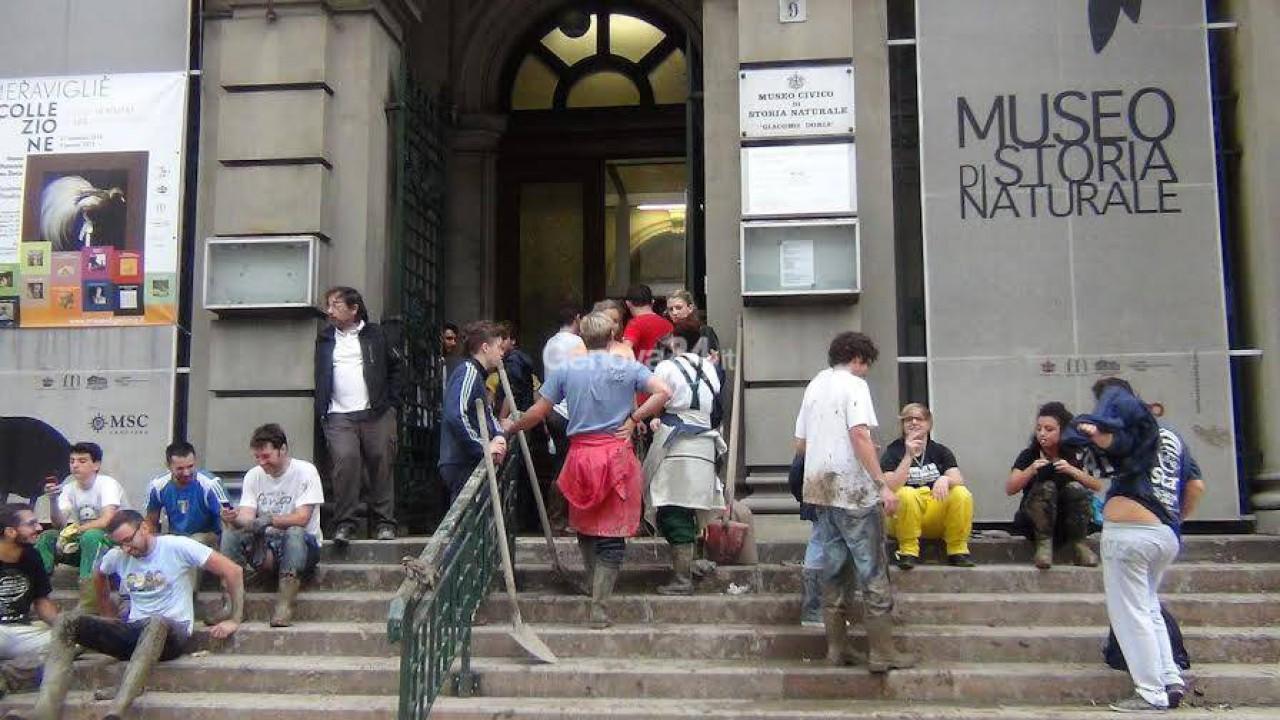 Sosteniamo il Museo Doria di Genova!