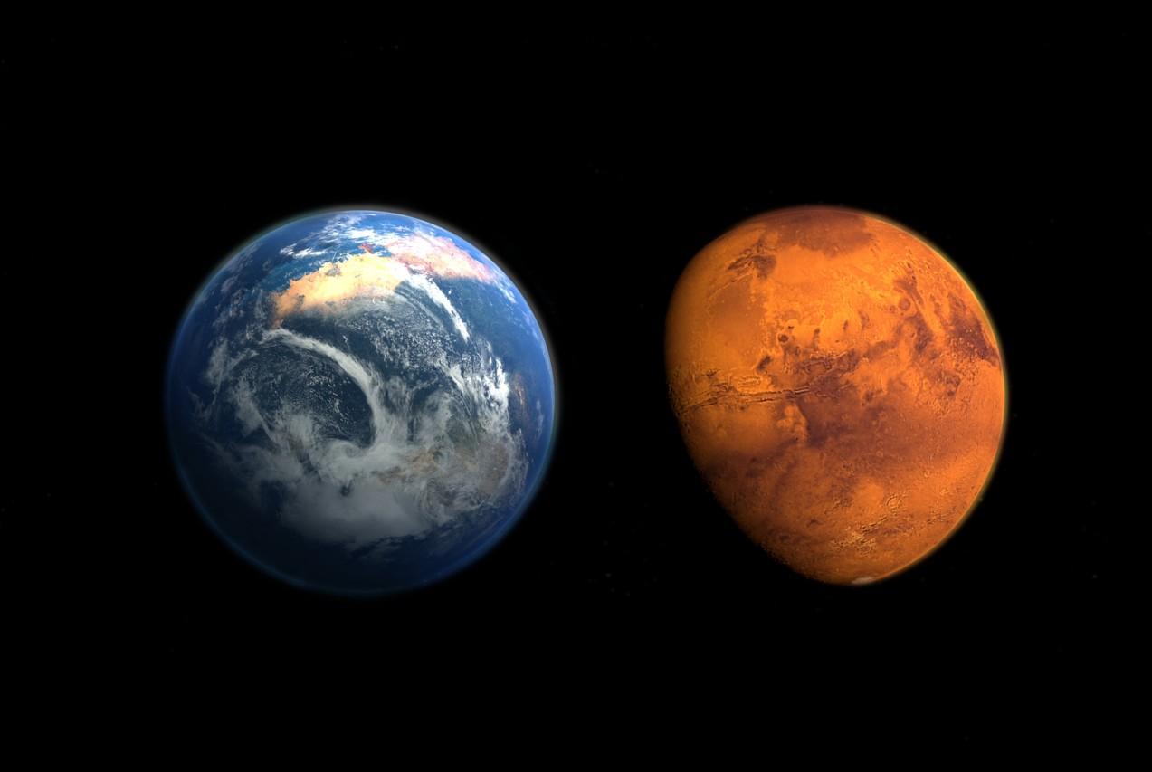 Vivere nello Spazio...Come sopravvivere in una missione su Marte.