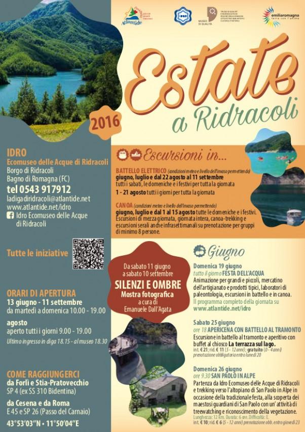 ESTATE  A RIDRACOLI 2016