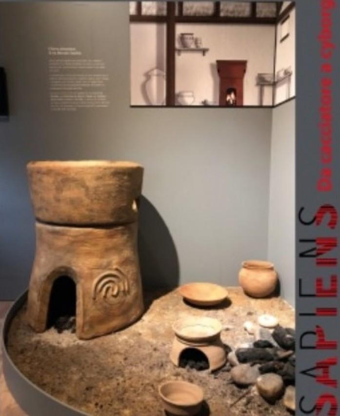 """Archeologia """"Sapiens"""" a Montebelluna, su piattaforma Zoom"""