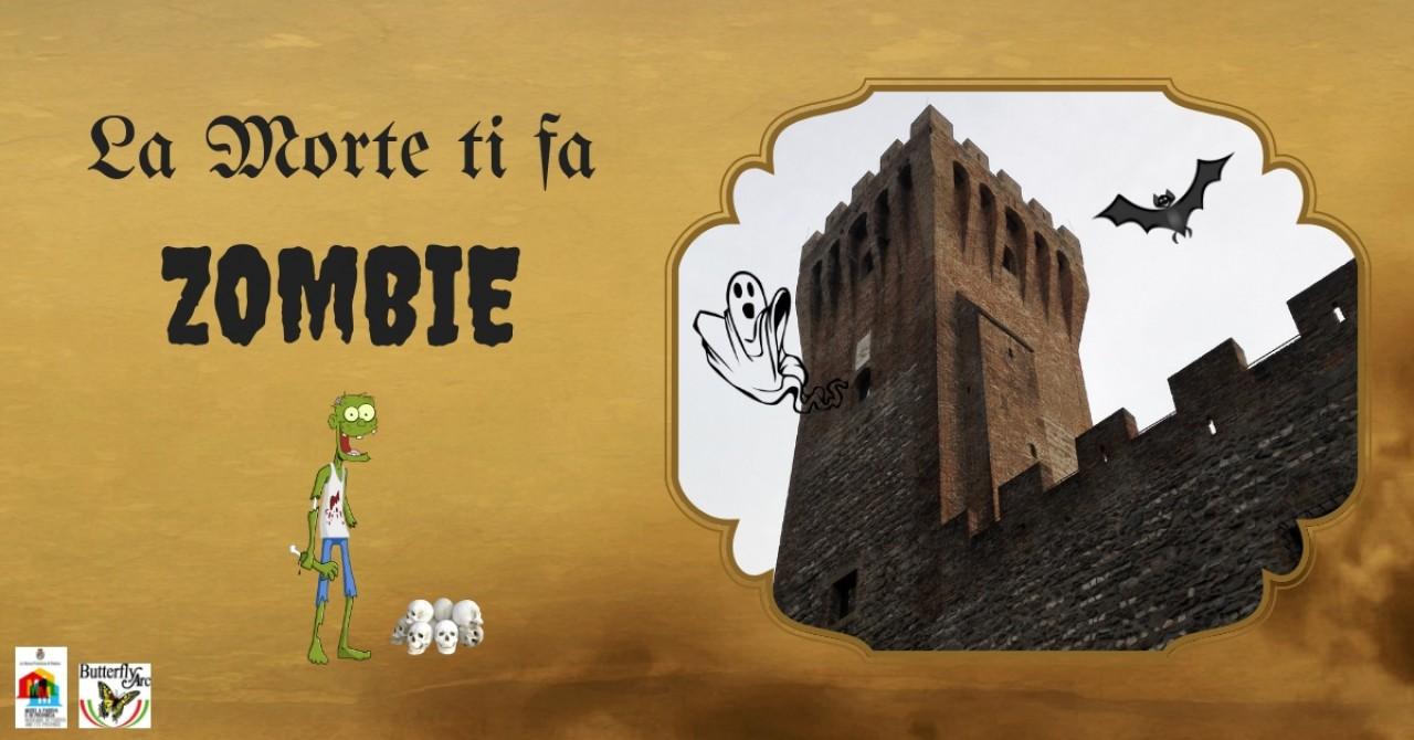 La Morte ti fa Zombie al Castello di S. Martino della Vaneza