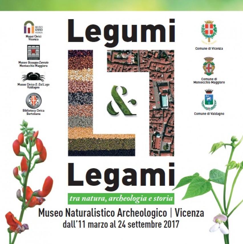 LEGUMI & LEGAMI - tra natura, archeologia e storia