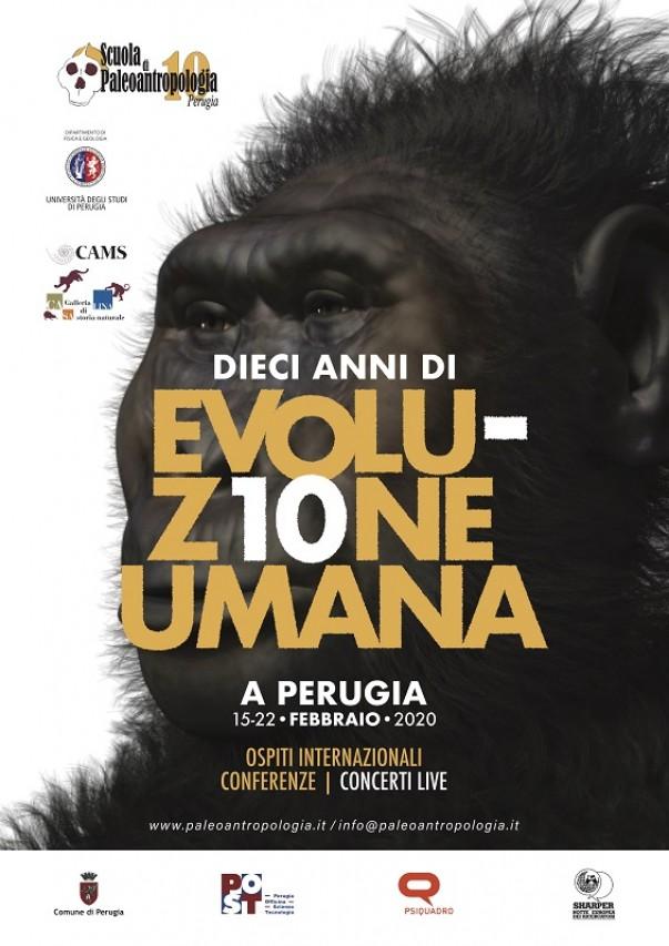 Scuola di Paleoantropologia 2020 - Eventi pubblici