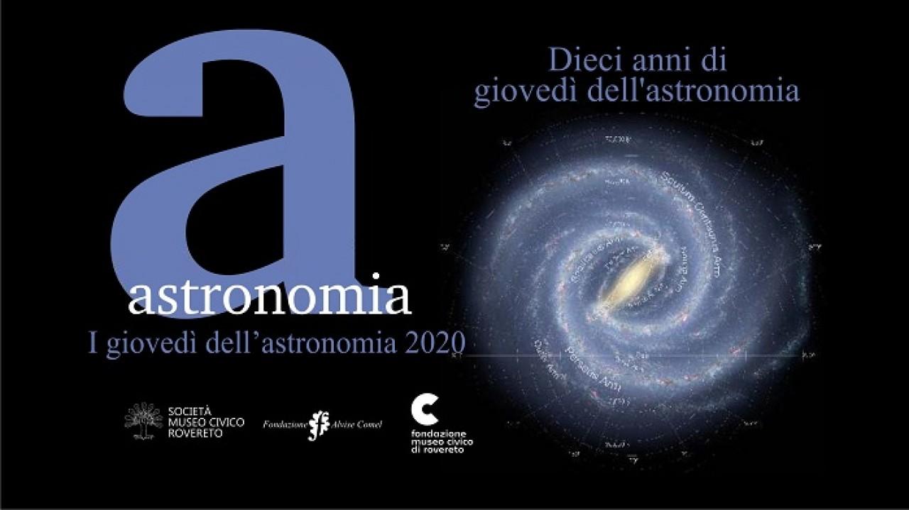I giovedì dell'Astronomia 2020