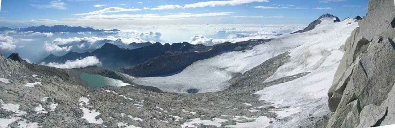 GHIACCIAI A OROLOGERIA Trentino e Valle d'Aosta a confronto