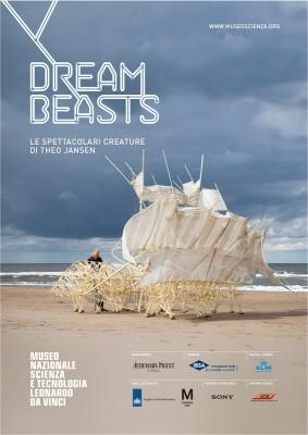DREAM BEASTS. LE SPETTACOLARI CREATURE DI THEO JANSEN