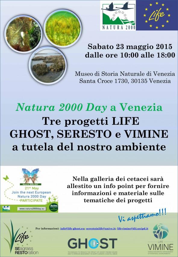 Natura 2000 Day a Venezia