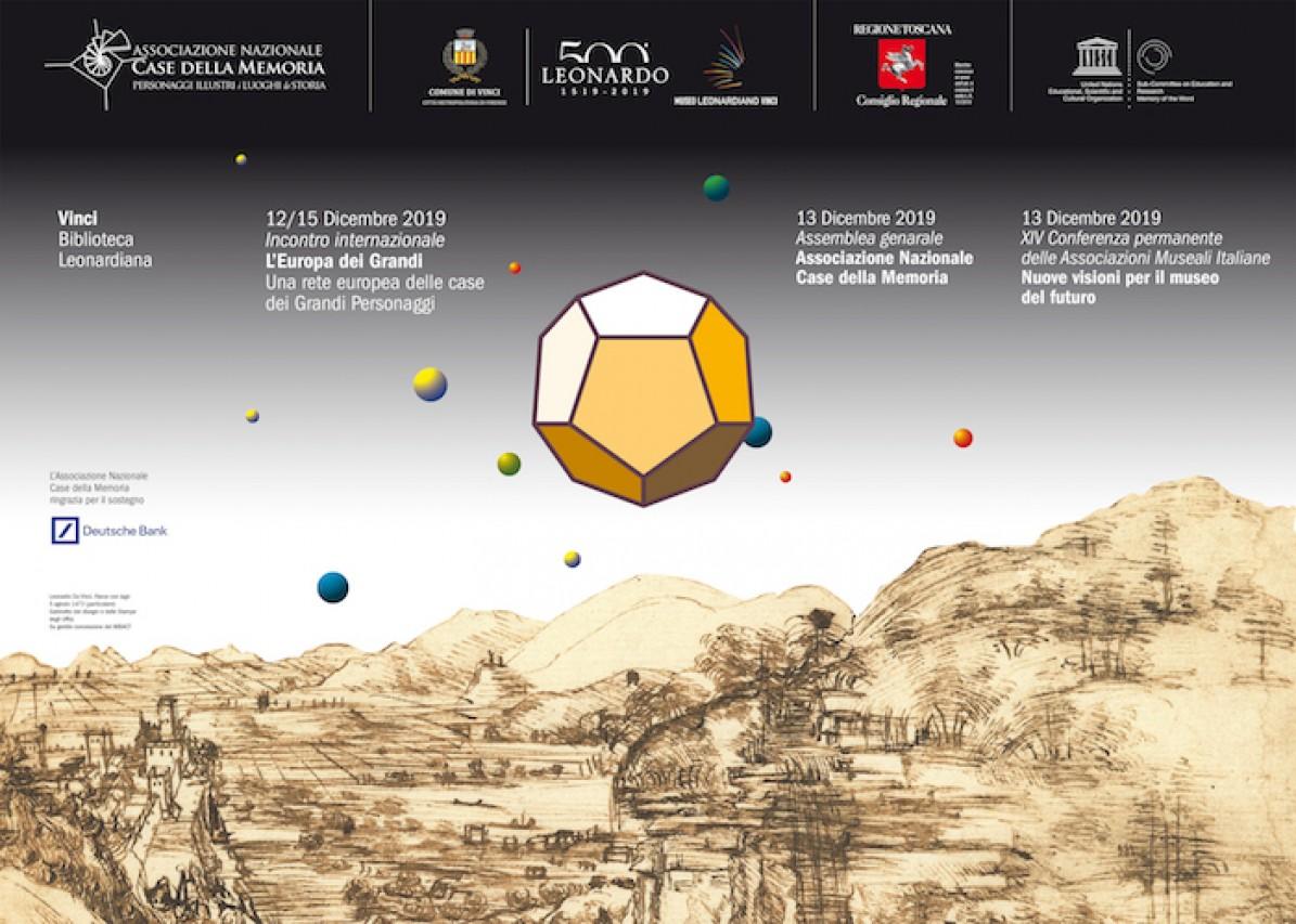 Incontro internazionale L'EUROPA DEI GRANDI e XIV Conferenza permanente delle associazioni museali